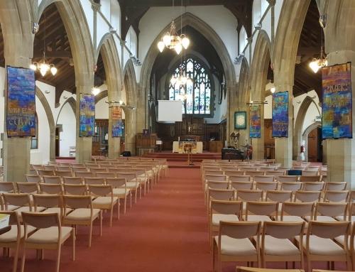 Church Sound System Installation Shipley