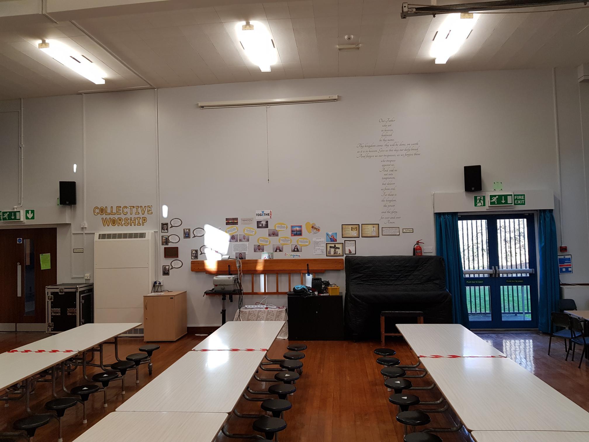 school sound system installations